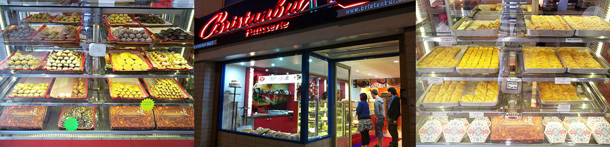 Bristanbul Turkish Patisserie and Bakery
